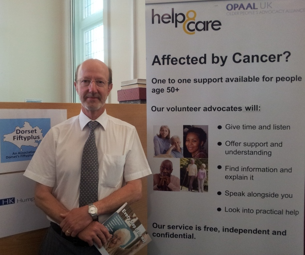 Andrew Archibald, Head of Adult Services at Dorset CC