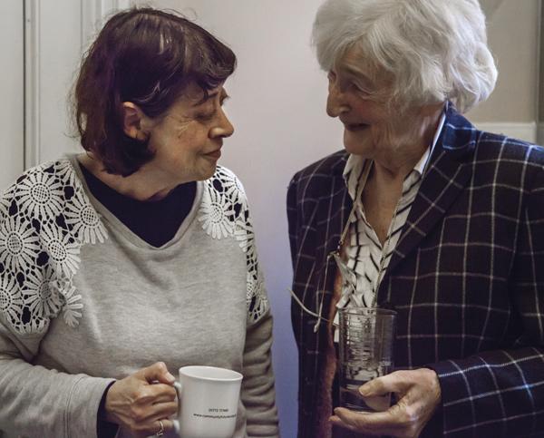 Margaret and Vivian