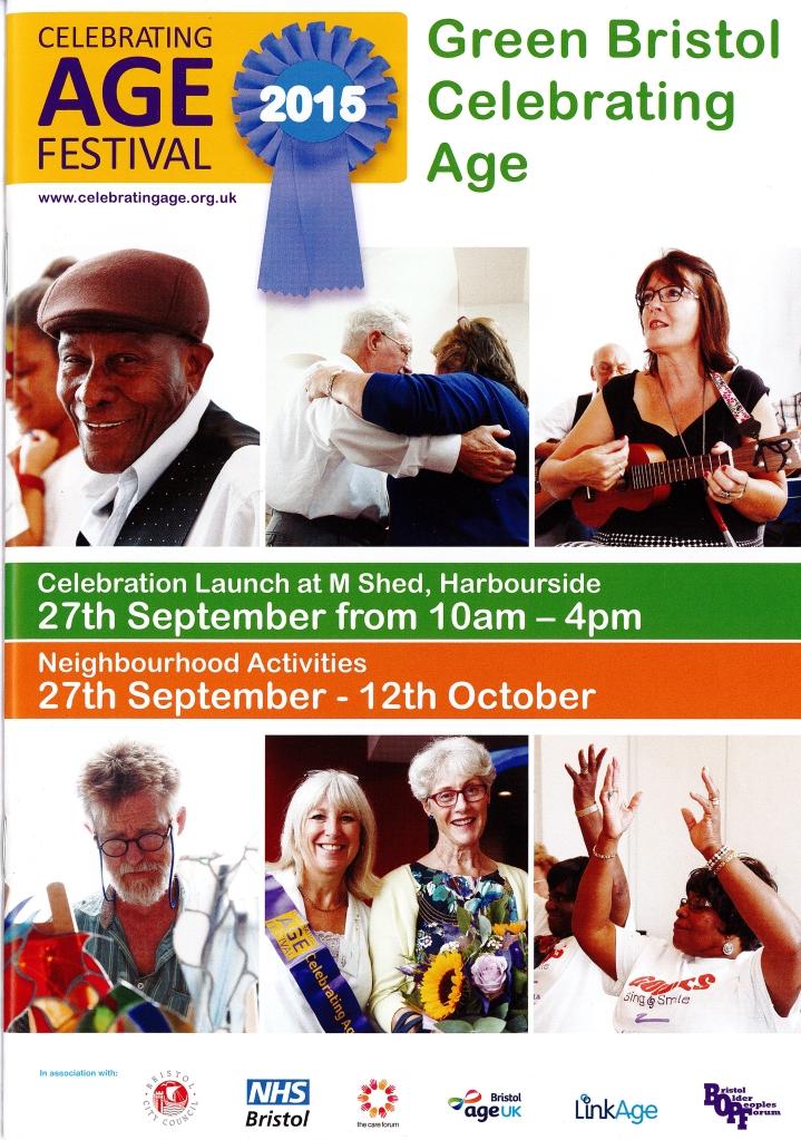 Celebrating Age Festival 2015